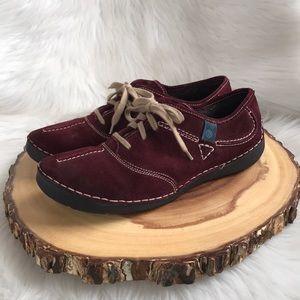 Josef Seibel leather comfort shoes